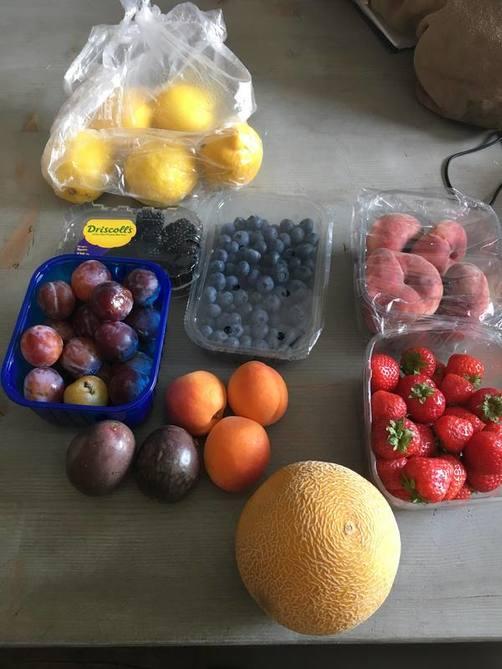 organic happiness, biologische foodblog, foodblog, blog, smoothie, wortel, yoghurt, blauwe bessen, nectarine, gezonde smoothie, smoothierecept, makkelijk recept, gezond recept, biologisch recept, biologisch