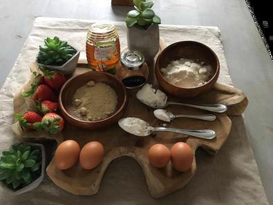 muffins, blog, aardbeien, organic, healthy, snack, foodblog, healthy food, gezonde recepten, lekker, organic happiness, fruit, biologische foodblog