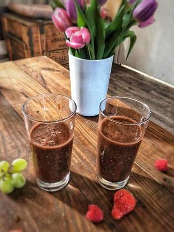 blog, smoothie sunday, smoothie, smoothierecept, recept, gezond recept, gezonde recepten, biologische ingrediënten, biologisch, biologisch eten, biologische smoothie, foodblog, biologische foodblog, organic happiness