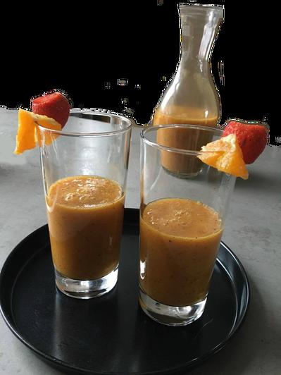 pear, smoothies, blog, organic, recipe, healthy food, healthy, healthy recipes, food blog, strawberry, blueberries, orange, organic happiness, organic food blog
