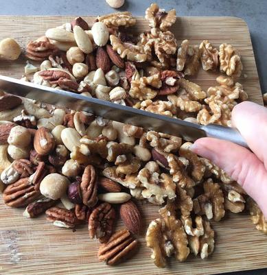 blog, organic, recept, granola, healthy food, paleo, healthy, ontbijt, gezonde recepten, lekkere recepten, foodblog, havermout, kokos, lijnzaad, walnoten