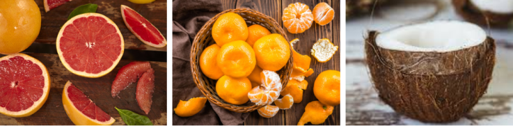 blog, smoothie, smoothies, smoothie sunday, grapefruit, kokosmelk, mandarijn, gezonde recepten, lekker, makkelijke recepten, biologisch, biologische foodblog, glutenvrij, lactosevrij, suikervrij, organic happiness, recept