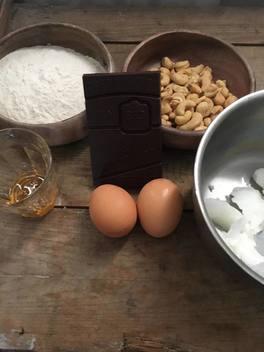 organic happiness, blog, foodblog, biologisch, biologische foodblog, chocoladekoekjes, chocolade, koekjes, gezonde koekjes, gezonde recepten, gezond eten, gezonde snack, makkelijk recept, koekjes bakken, cashewnoten, recept koekjes