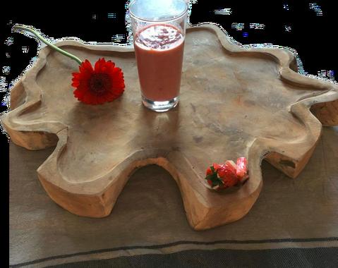 smoothie, blog, strawberries, rhubarb, yogurt, organic, recipe, healthy, healthy food, healthy recipes, fruit, easy recipes, food blog, organic happiness, organic food blog