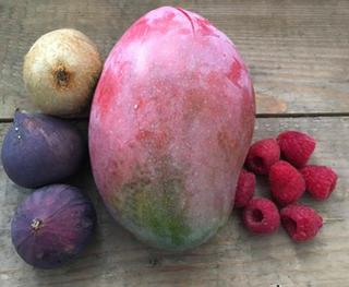 blog, smoothie, mango, kiwi, vijgen, framboos, smoothie sunday, biologische foodblog, biologisch, organic happiness, makkelijk recept, lekker, gezonde recepten, gezond, foodblog